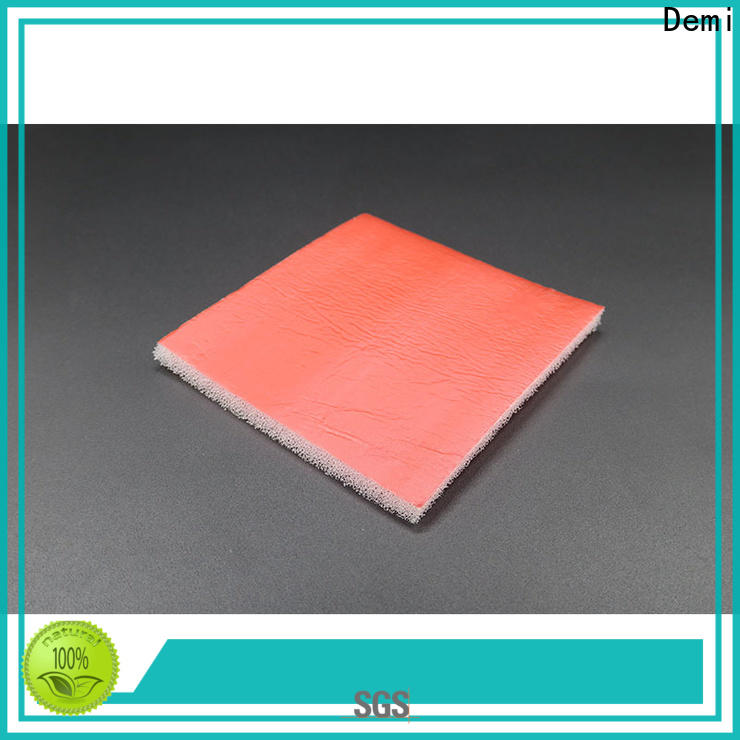 Demi universal absorbent pads to ensure the best possible food for blueberry