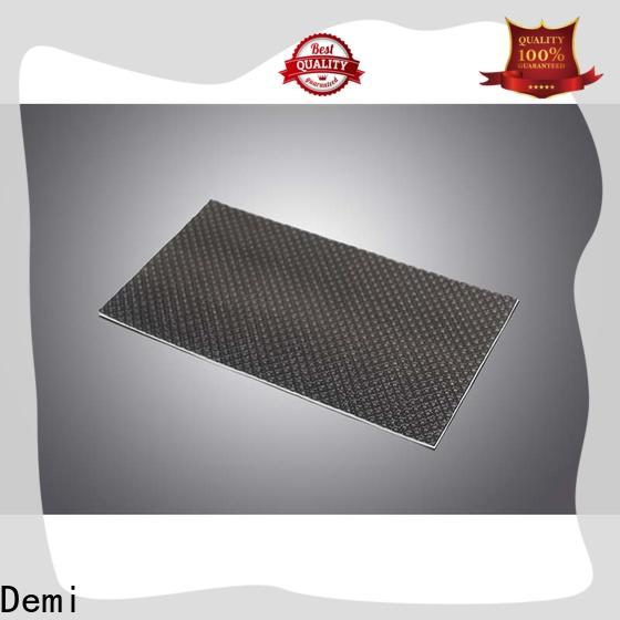 Demi absorbent universal absorbent pads maintaining great product presentation for fruit