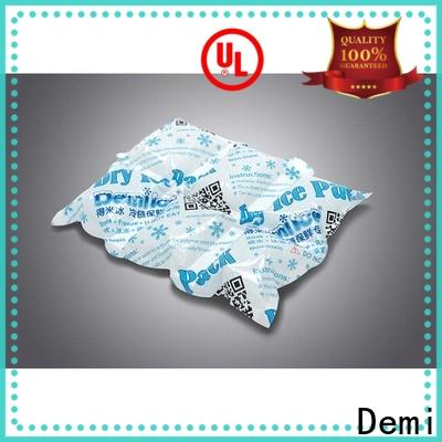 Demi pack dry ice packs for shipping to ensure the best possible food for home
