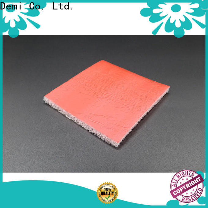 Demi absorbent Absorbent fruit pads to reduce odor and bacteria for blueberry