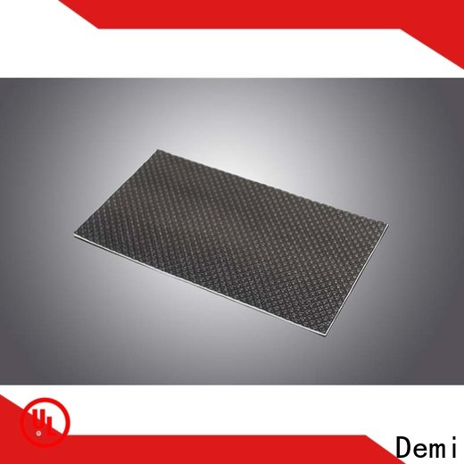 Demi strawberry universal absorbent pads maintaining great product presentation for food