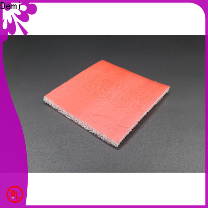 Demi universal absorbent pads to reduce odor and bacteria for food