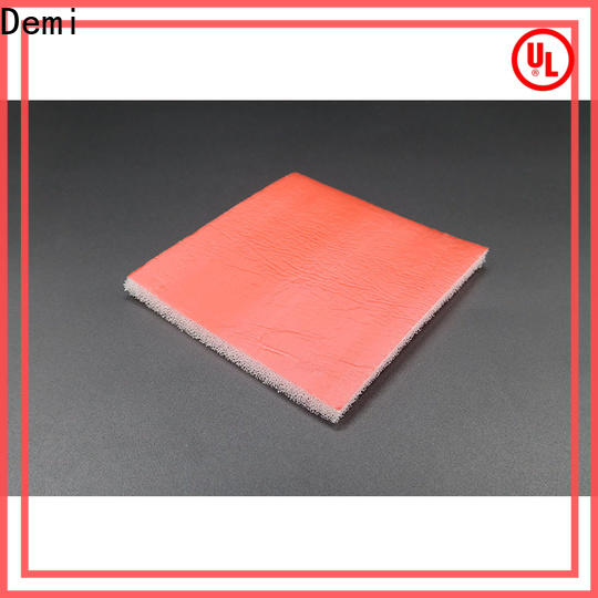 Demi pad universal absorbent pads maintaining great product presentation for fruit