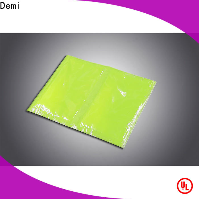 Demi meat soaker pads to prevent spillage for food