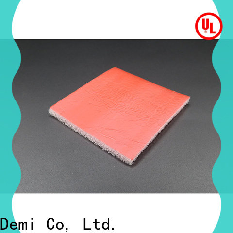 Demi pad Absorbent fruit pads maintaining great product presentation for fruit