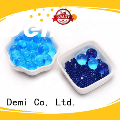 Demi green environmental aroma beads wholesale to ensure the best possible food