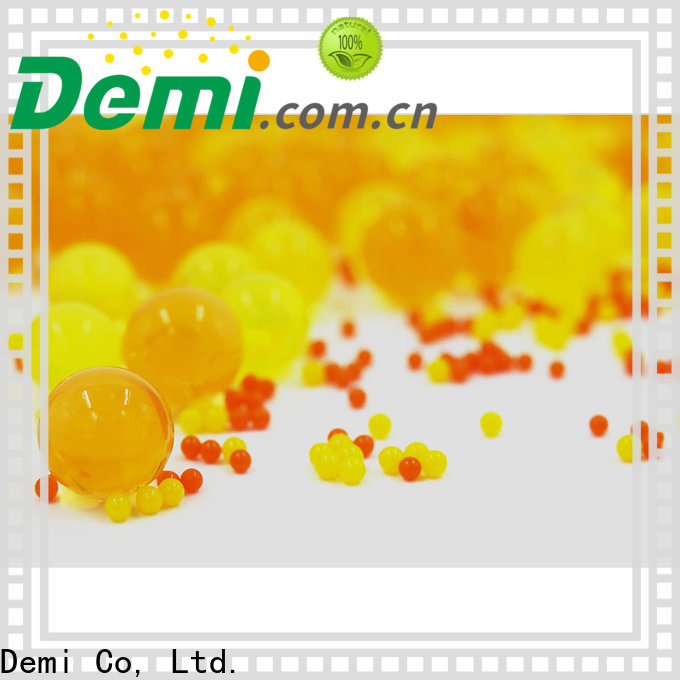 Demi aroma beads to ensure the best possible food for indoor