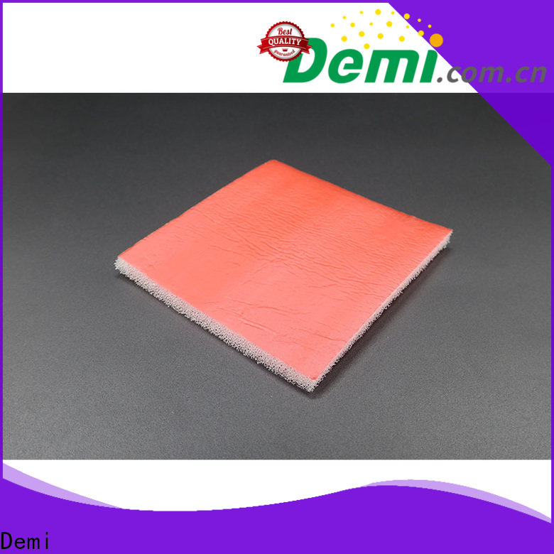 Demi super absorbent pads maintaining great product presentation for blueberry