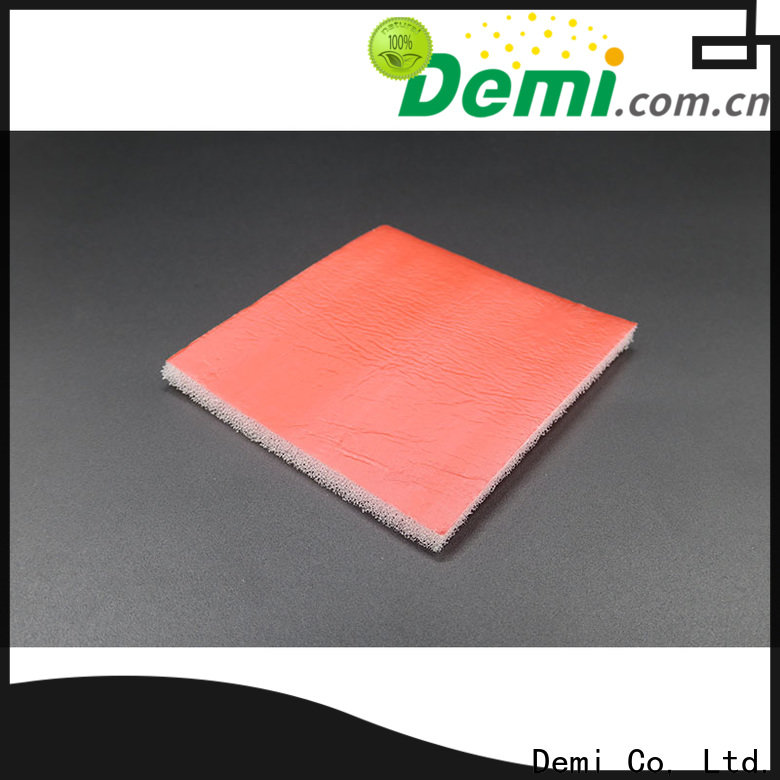 Demi Absorbent fruit pads to ensure the best possible food for food