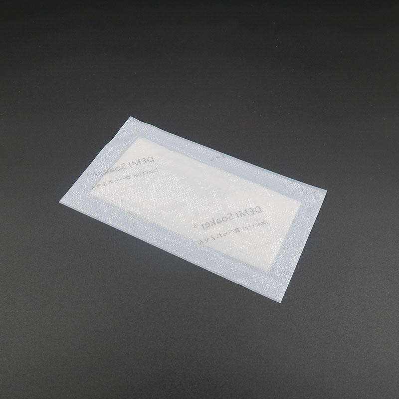 customized pad absorbing absorbent pads for meat packaging Demi Brand company