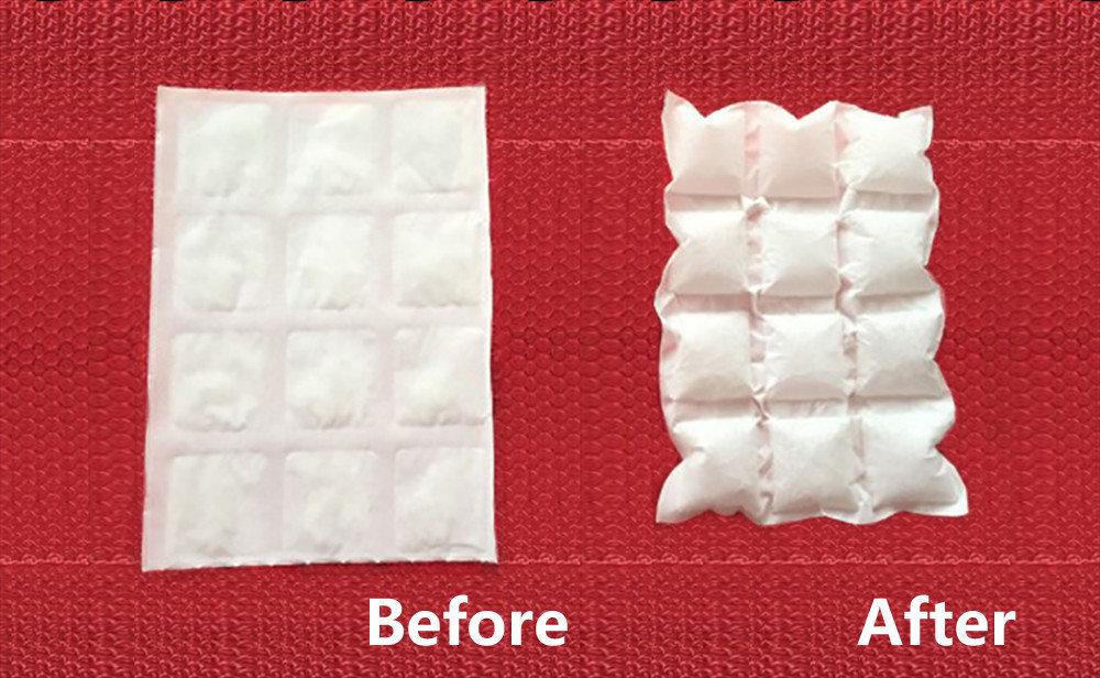 Custom Design Dry ice pack for food