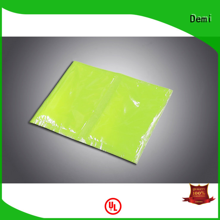 Demi soaker soaker pads to prevent spillage for meat