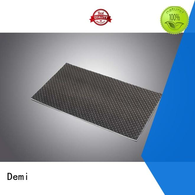 Demi customized universal absorbent pads to ensure the best possible food for food
