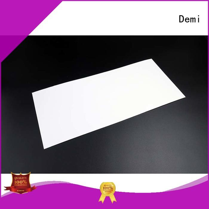 Demi design absorbent food pad to ensure the best possible food. for meat
