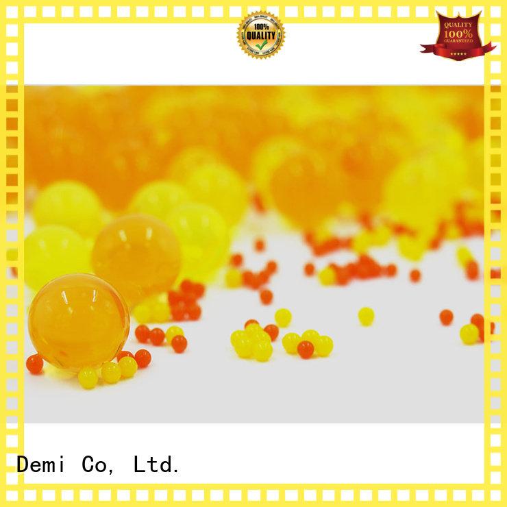 Demi colorful fragrance gel beads environmental