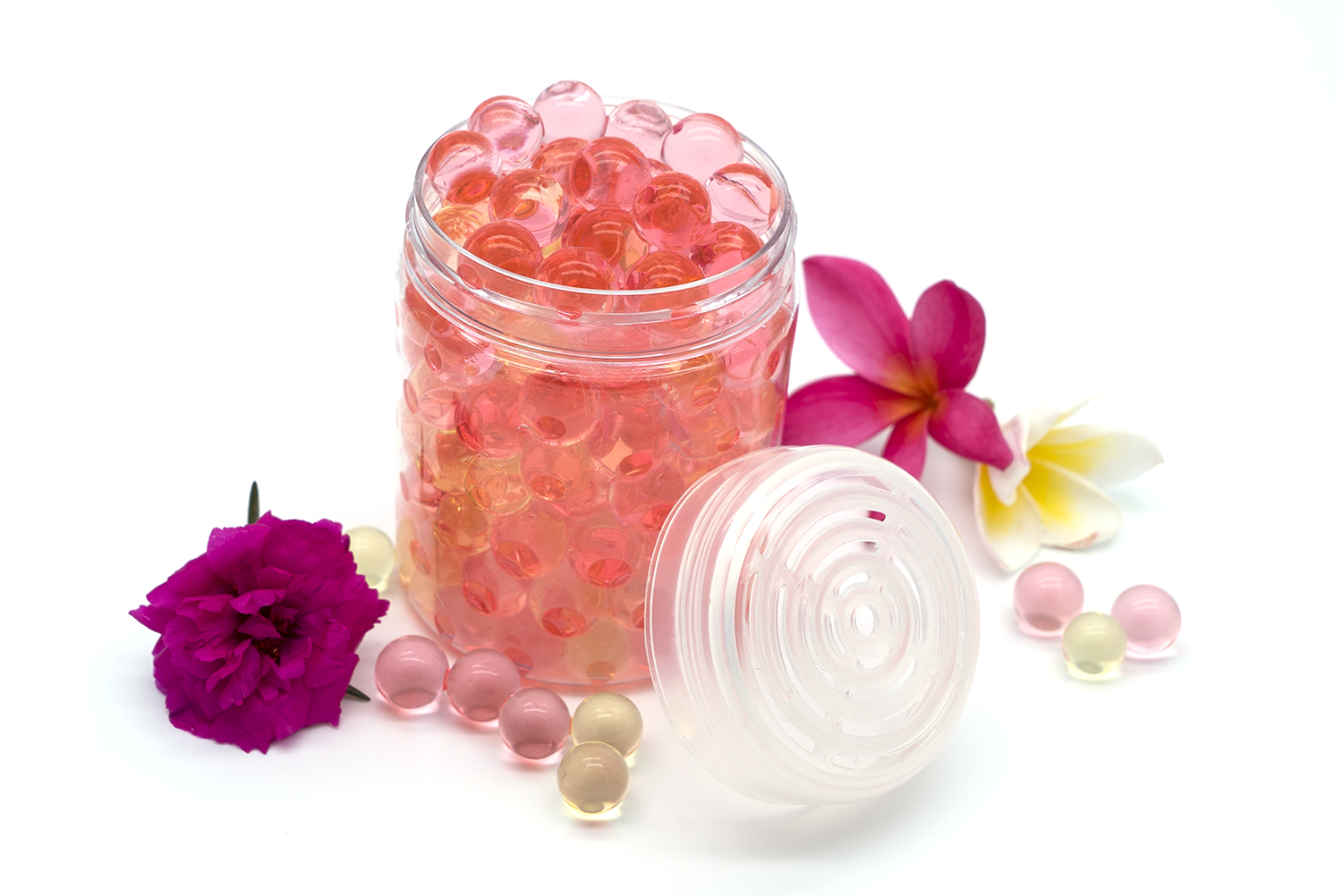 Demi indoor scented gel beads to make office more unique and beautiful for office-1