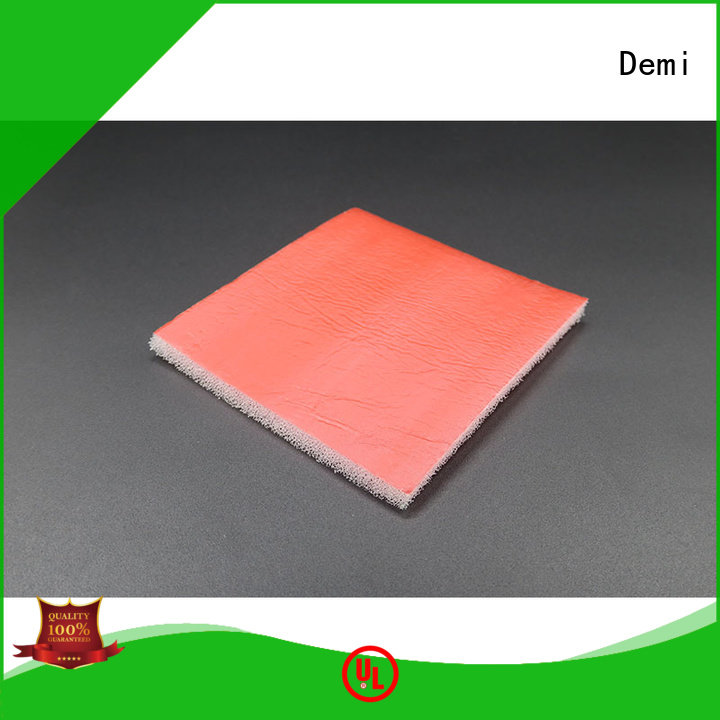 customized super absorbent pads fiber Demi company