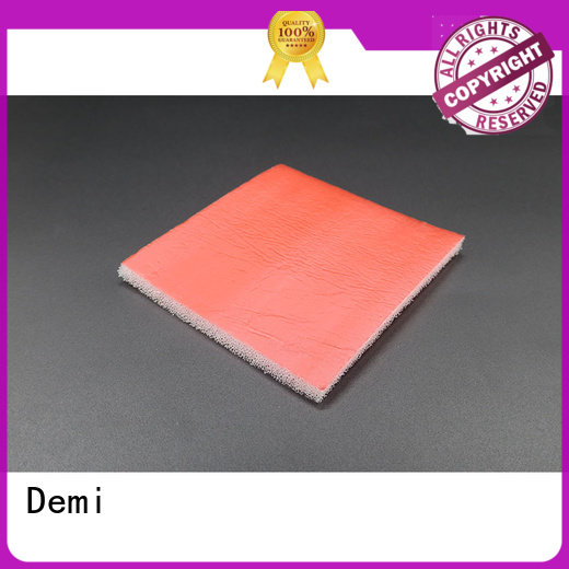 Demi blueberry super absorbent pads maintaining great product presentation for fruit