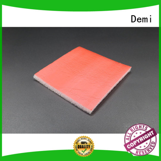 Demi customized asbsorbent pad for under fruits and vegetables customized for food