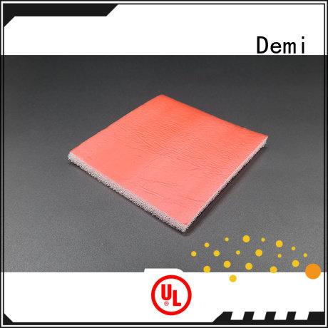 fresh natural super absorbent pads fiber Demi company