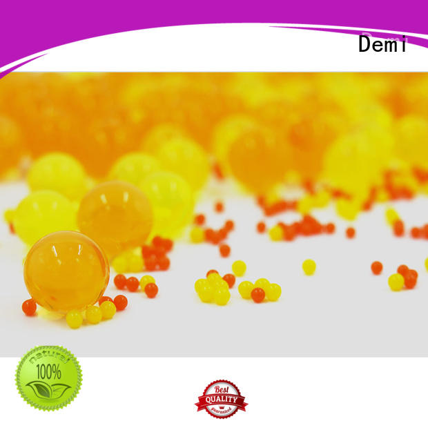 Demi indoor scented gel beads to make office more unique and beautiful for office
