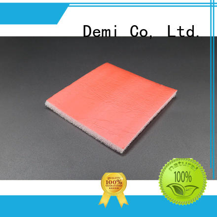Absorbent pad for fruit pad for food Demi