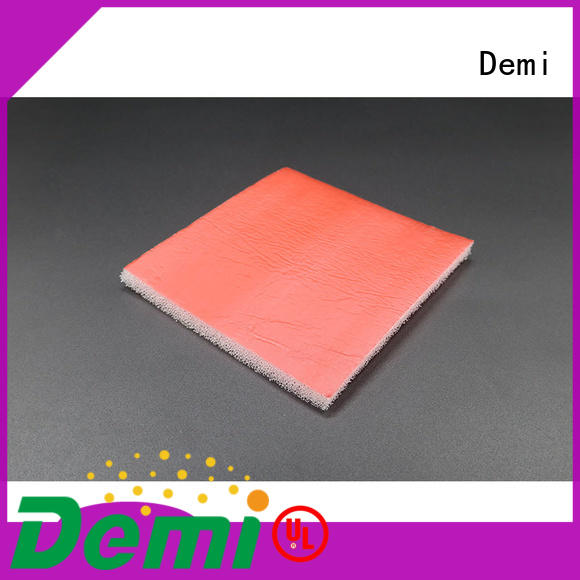 customized Absorbent fruit pads maintaining great product presentation for blueberry