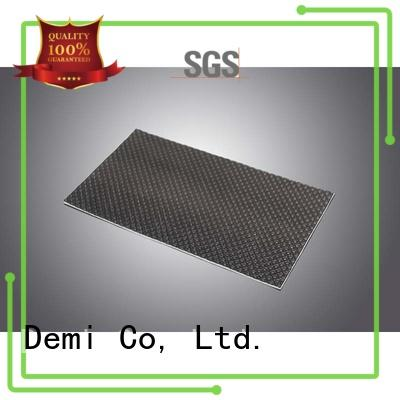 Demi customized super absorbent pads to ensure the best possible food for blueberry