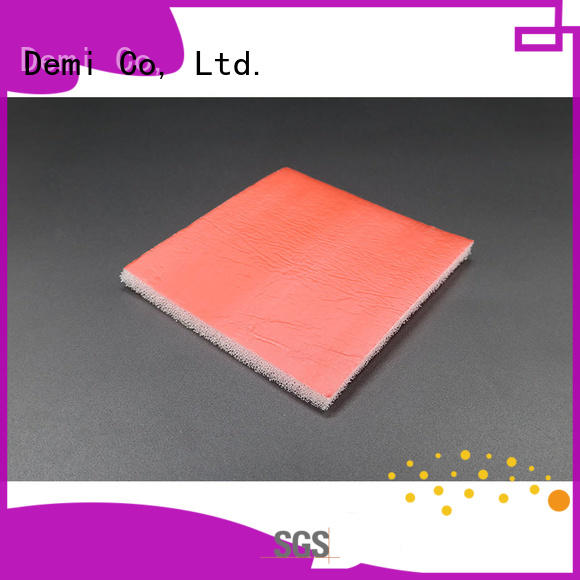 Demi customized universal absorbent pads to reduce odor and bacteria for blueberry