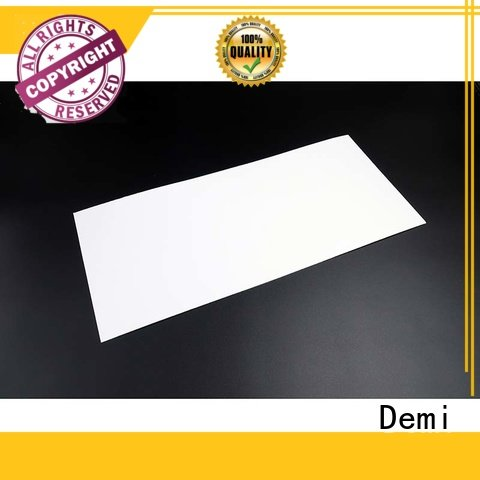 Demi safety absorbent pads for food packaging to absorb excess oil for cut fish fillets